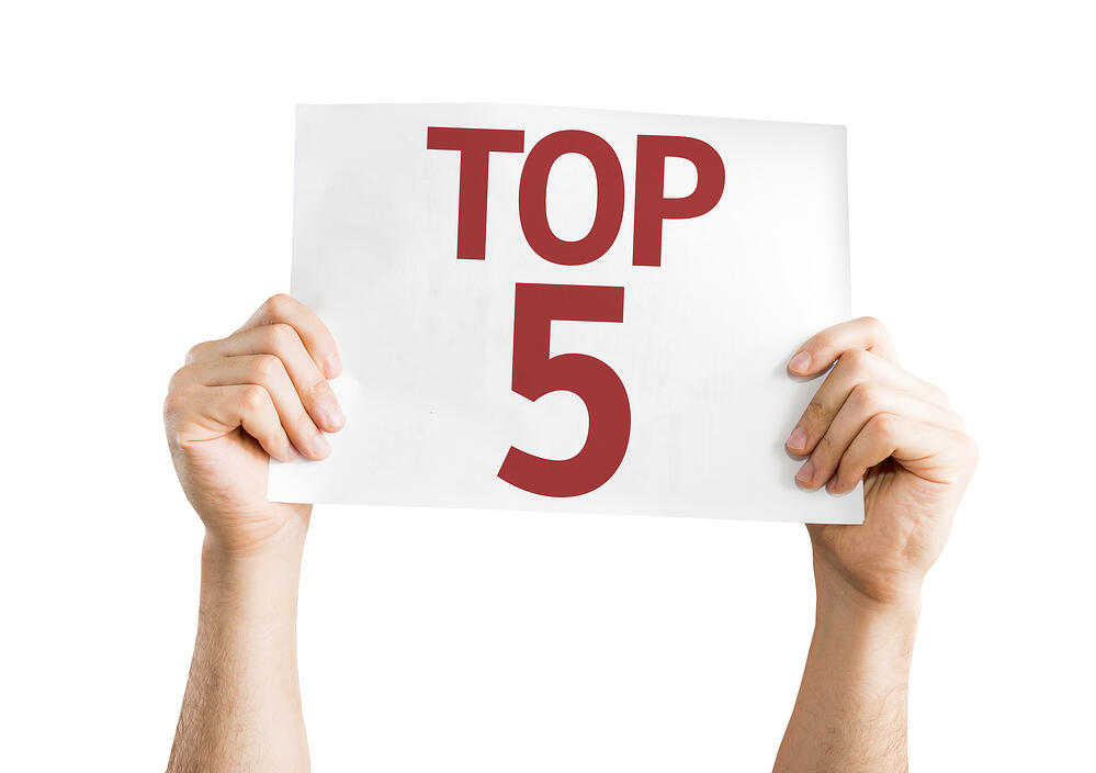 top five tax blogs